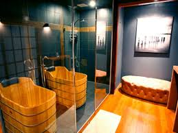 Japanese Style Bathroom Exquisite Japanese Style Bathroom Design Showcasing Vast Wooden