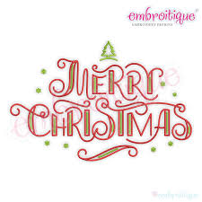 merry christmas word art png.  Merry Curly Merry Christmas Word Art Design For Machine Embroidery Intended Png M