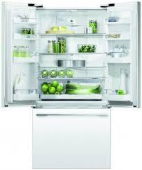 white french door refrigerator. Fisher \u0026 Paykel RF522ADW5 519L White French Door Refrigerator T