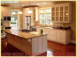astounding diamond cabinets s what do n cost replacing how much does it to replace average