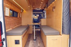 <b>Off</b> Grid Adventure Camper <b>Vans</b> | Outdoor Van Conversions ...