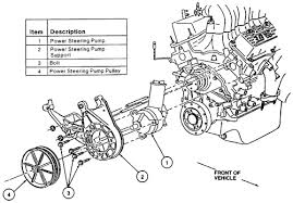 solved how to replace ford windstar power steering pump image fig the power steering