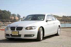 2007 BMW 335i Coupe First Drive: Benchmarking the Benchmark