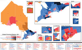 Mpp Seating Chart 2011 Ontario General Election Wikipedia