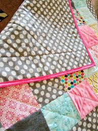 Baby Blanket Quilt Patterns