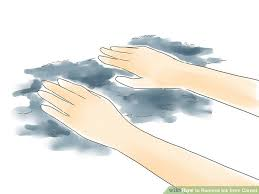Removing ink stain from carpet Tips Image Titled Clean Ink Stains Out Of Carpet Step Wikihow Ways To Remove Ink From Carpet Wikihow