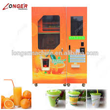 Fresh Squeezed Orange Juice Vending Machine Extraordinary Automatic Freshly Squeezed Orange Juice Vending Machine Buy