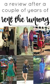 Rent The Runway Review | See You In A Porridge