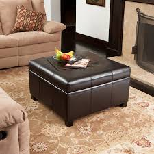 Image Storage Ottomans Amazoncom Best Selling Storage Ottoman Coffee Table Square Shaped Premium Bonded Leather In Espresso Brown Kitchen Dining Amazoncom Amazoncom Best Selling Storage Ottoman Coffee Table Square