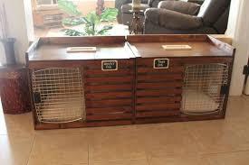 luxury dog crates furniture. Handcrafted Custom Luxury Dog Crate \u0026 Bench. By DrunkenPugDecor Crates Furniture