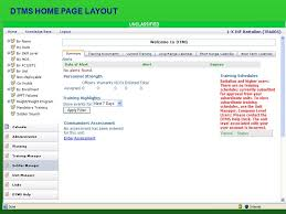 24 dtms home page layout this looks much better