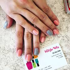 photo of instyle nails ta bay fl