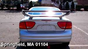 2003 Oldsmobile ALERO GL SEDAN 4DR AFT. SPOILER AT - YouTube