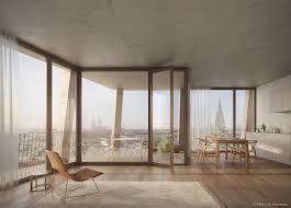 Heuwaage Hochhaus Siegerprojekt Von Miller Maranta
