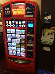 Lottery Ticket Vending Machine Simple Another Scratch Ticket Vending Machine Australian Newsagency Blog