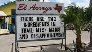 commuters who drive past el arroyo s west fifth street eatery look forward to the daily message