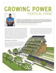 Farm Design Model Growing Power Vertical Farm By The Kubala Washatko