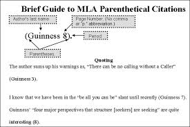 mrstolin th grade research home page brief guide to parenthetical citations pic jpg