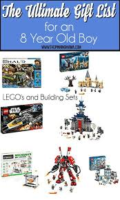 Best Gift Ideas for an 8 Year Old Boy The Ultimate List \u2022 Pinning Mama