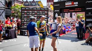 Und nicht nur das datum, sondern auch strecke. Ironman Europameisterschaft Frankfurt Nachbericht