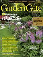 garden gate magazine. Wonderful Gate Subscribe With Garden Gate Magazine A