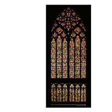 Poster Entwurf Des Südlichen Querhaus Fensters Nr39 Domkloster4