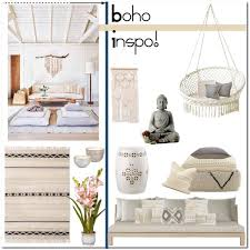 sunroom interiors. Boho Sunroom By Rachelbarkho On Polyvore Featuring Interior, Interiors, Interior Design, Hogar, Interiors