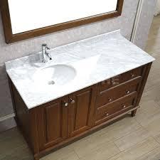 48 inch bathroom vanity with top left side sink bathroom vanity top home design ideas within