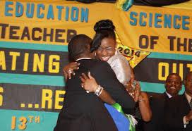 thebahamasweekly.com - Nadia Smith named Bahamas Teacher of the Year