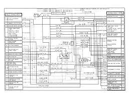 mazda b wiring diagram mazda wiring diagrams online