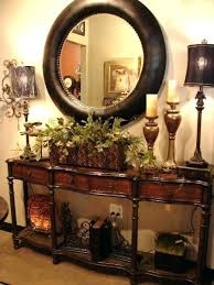 hallway table and mirror. Entrance Table With Mirror Captivating Entryway Hallway And O