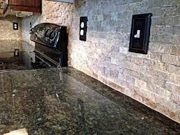 Granite flooring vs marble flooring Coffee Brown Granite Contemporary Kitchen Kansas City By Midwest Marble Granite Houzz