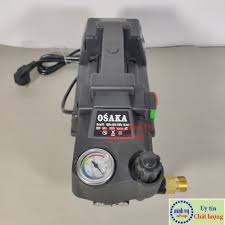 Máy xịt rửa xe chỉnh áp Osaka R1 2800W - Tặng béc xịt rửa máy lạnh, điều  hòa