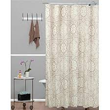 Beige Tan Shower Curtains Liners Kmart