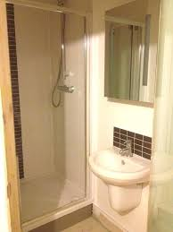 showers en suite shower room bathroom small painting a how much does cost average size