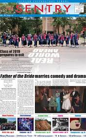 Issue 10 May 2019 By The Sentry Jackson Preparatory School