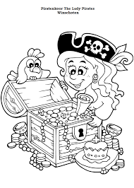 Voor De Kids Met The Lady Pirates Het Zeegat Uit
