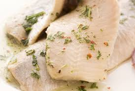 Broiled Halibut with Tarragon Spices Recipe