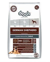 Drools German Shepherd Puppy Adult 4kg 12kg Dog Food