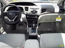 Stone Interior 2012 Honda Civic LX Sedan Photo #49566832 ...