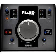 Fluid Audio SRI-2, купить <b>внешнюю студийную звуковую</b> карту ...