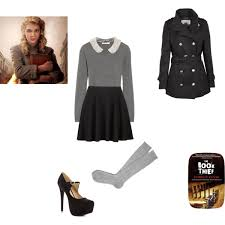 liesel from the book thief inspired polyvore liesel from the book thief inspired
