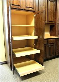 pull out shelves ikea pull out l shaped kitchen cabinet is