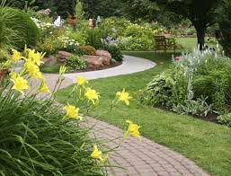 Small Picture Architecture Beautiful Landscape Garden Design Ideas With Flower