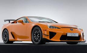 lexus lfa 2015. the lexus lfa is undoubtedly a supercar but many criticized its lofty 375000 price tag lfa 2015 r