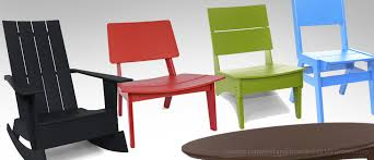 Affordable Modern Outdoor Furniture Loll Designs Modern Recycled Plastic Outdoor Furniture US Groove U2013 Products Made In USA Affordable A