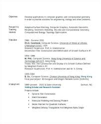 Sample Resume Uiuc Best of Resume For Computer Engineering Computer Engineering Resume Computer