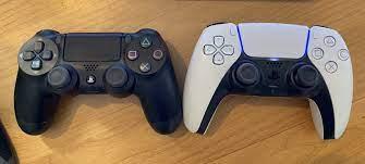 Veja comparação entre os controles DualSense do PS5 e DualShock do PS4