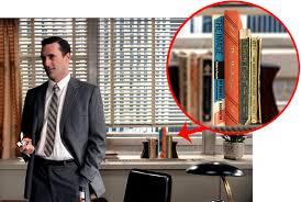 don draper office. Don Draper Office. Draper\\u0027s \\u0027mad Men\\u0027 Bookshelf Office