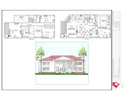 Residential Concepts by Ram T  Esparza at Coroflot com    Front Elevation  Masterbed Room   Materials  Section Model  nd set is a Nora House Rebuild  Elevation  amp  Floor Plan  Masterbed Room and Materials